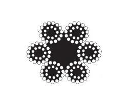 6×24-7 L.Öz Çelik Halat